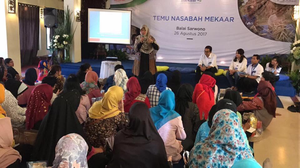 Sakinah Finance Talk, Mekaar – PNM Jakarta Indonesia